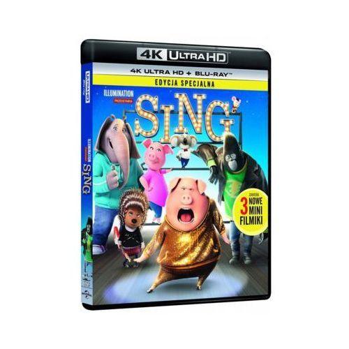 Sing 4K. Edycja specjalna (2BD)