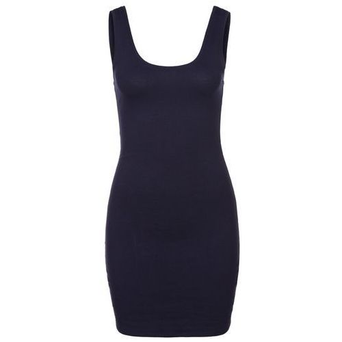 Zalando Essentials Sukienka z d�erseju dark blue