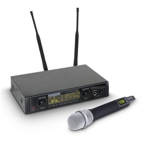 Ld systems win 42 hhd mikrofon bezprzewodowy doręczny