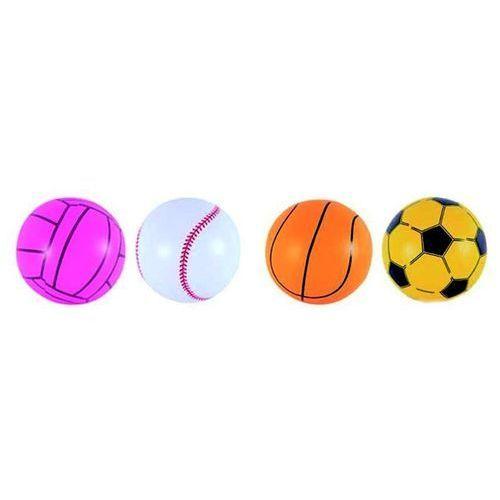 Piłka nadmuchiwana Sports Ball / Gwarancja 24m - oferta [0518d546437f020e]