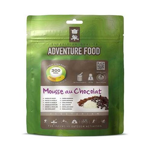 Racja - muss czekoladowy 300 kcal marki Adventure food