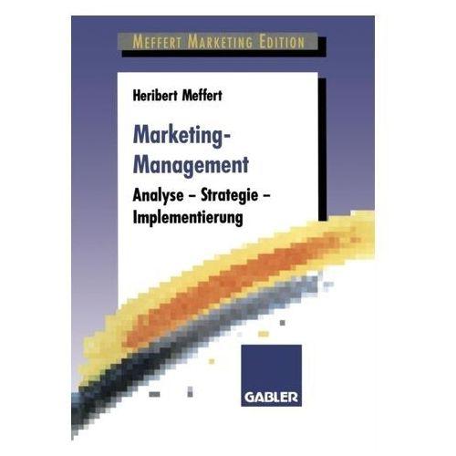 Marketing-Management (9783409236133)