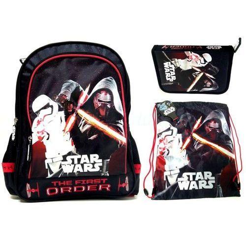 d0fed906f2cae Plecak szkolny Star Wars Epizod VII Red, 0000004235 74,93 zł Plecak szkolny  Star Wars Epizod VIIPlecak będzie wspaniałym towarzyszem w szkole i poza  nią.