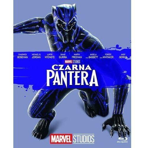 Czarna pantera (bd) kolekcja marvel (płyta bluray) marki Ryan coogler