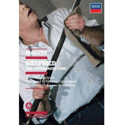 Wagner:siegfried - royal danish opera (płyta dvd) marki Universal music / decca