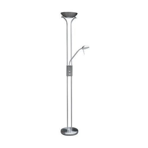 Rabalux Lampa stojąca podłogowa beta 1x230w r7s+1x30w g9 sat.chrom 4075