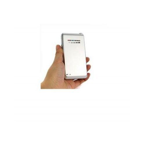 Przenośny Zagłuszacz Lokalizatorów GPS+GSM+2G+3G+4G+UMTS+HSPA...