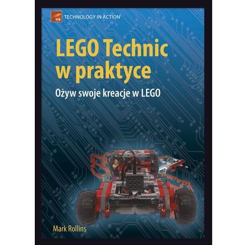 LEGO Technic w praktyce, Mark Rollins