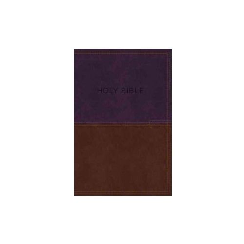 KJV, Know The Word Study Bible, Leathersoft, Burgundy, Red Letter Edition
