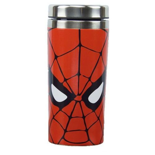 Kubek spiderman travel mug marki Good loot