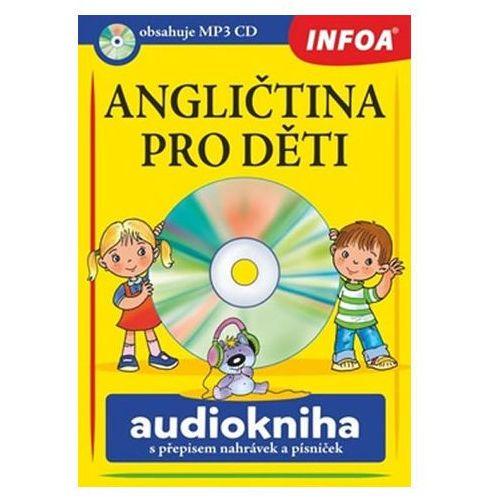 Angličtina Pro Děti - Audiokniha + Cdmp3 (9788072408979)