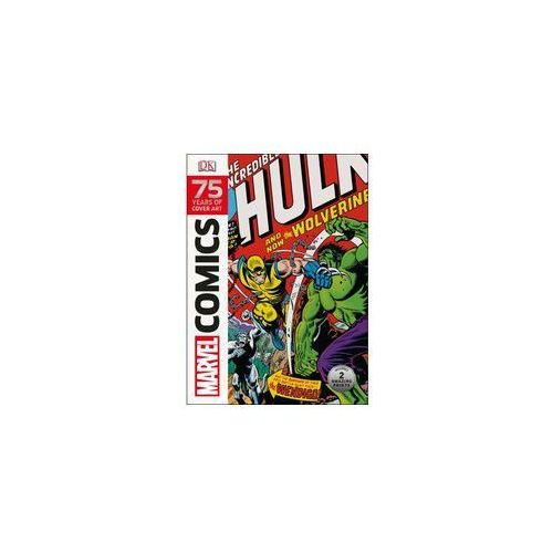 Marvel Comics 75 Years Of Cover Art, Dorling Kindersley