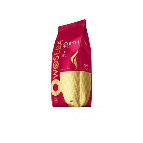 kawa ziarnista crema gold 1kg marki Woseba