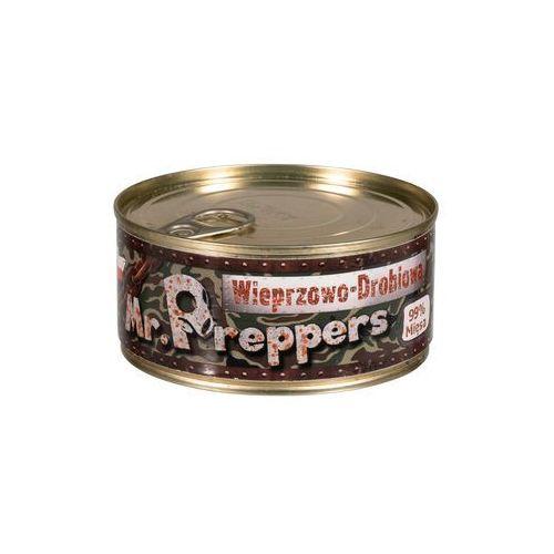 Konserwa wieprzowo-drobiowa Mr. Preppers 300 g