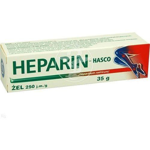 Heparin-Hasco, żel, 35 g (5909990920211)