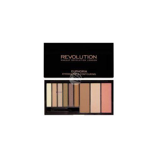 Makeup Revolution Euphoria Palette (W) zestaw do konturowania twarzy Bronzed