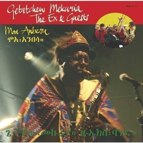 Moa Anbessa - Ex / Getatchew Mekuria / Guests, The (Płyta CD) (8716514001625)
