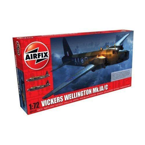 Model plastikowy Vickers Wellington MK.IA/C - DARMOWA DOSTAWA OD 199 ZŁ!!!