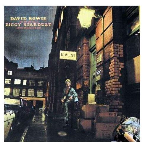 Warner music Rise and fall of ziggy stardust and the spiders from mars