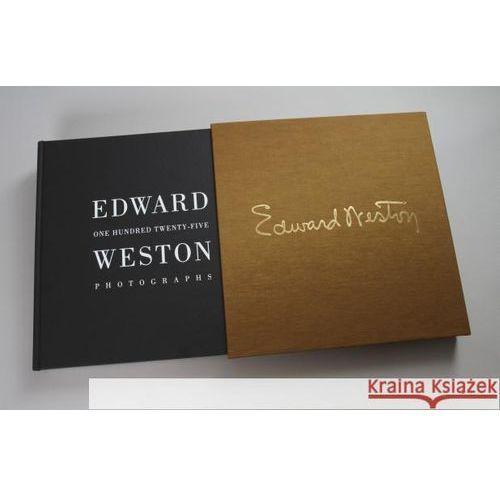 Edward Weston: One Hundred Twenty Five Photographs, Edward Weston