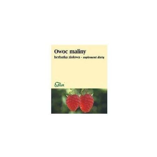 OWOC MALINY Herbatka ziołowa 50g