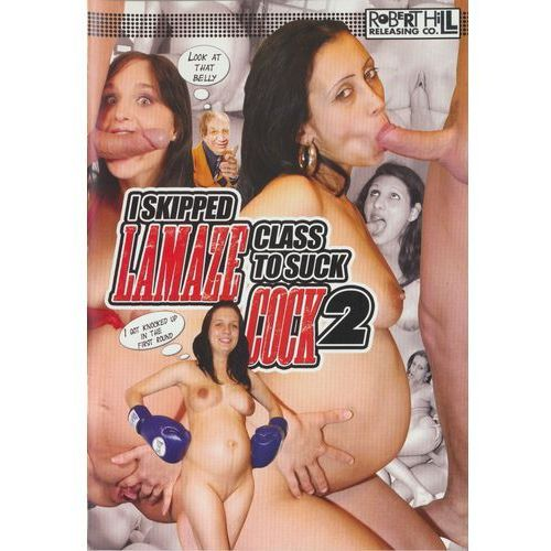 DVD I Skipped Lamaze Class To Suck Cock 2