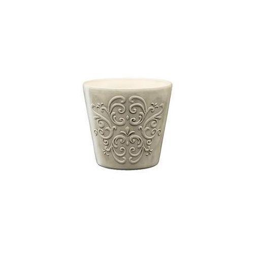 Eko-ceramika Osłonka retro 2 r2223 16 x 16 x 16 cm