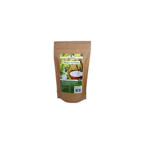PIĘĆ PRZEMIAN Mąka ryżowa pełnoziarnista bezglutenowa 500g, 11SIMMAKRY
