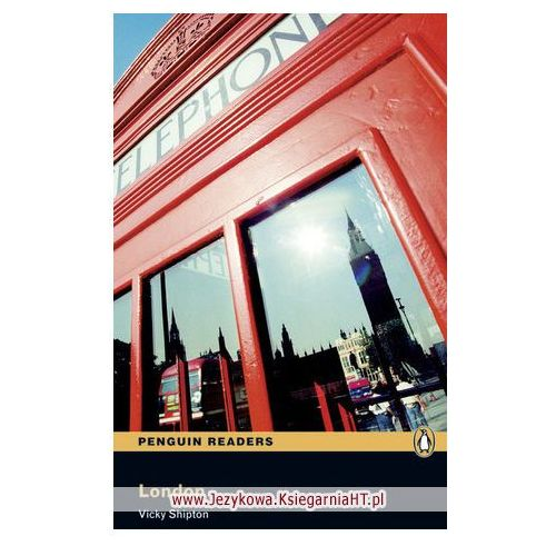 Penguin Readers 2 London Book + MP3, Pearson Education