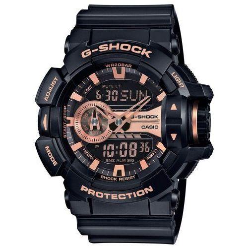 GA-400GB-1A4ER marki Casio - zegarek męski