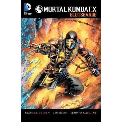 Mortal Kombat X: Blutsbande. Bd.1