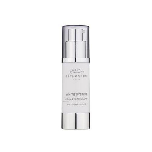 white system intensywne serum wybielające dla uzyskania jednolitego wyglądu skóry od producenta Institut esthederm