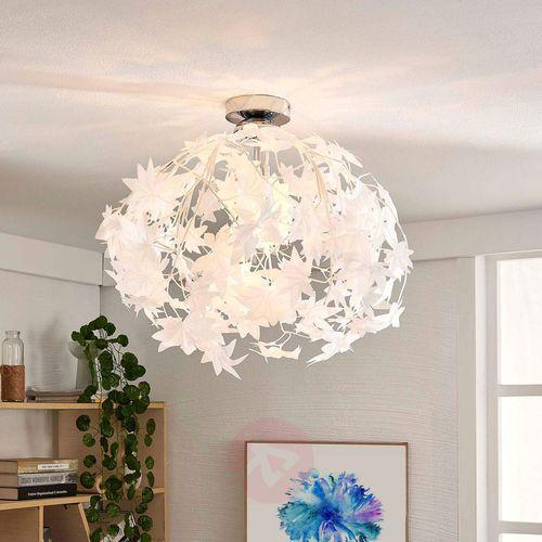 Lampa sufitowa Maple z pięknym wzorem w liście