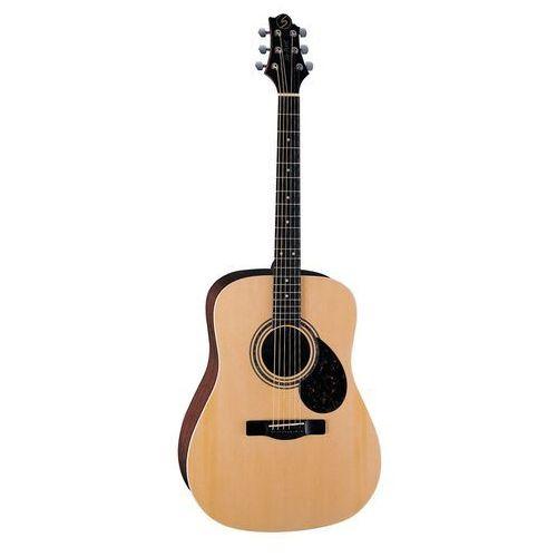 Samick guitars Samick d 2 bk - gitara akustyczna