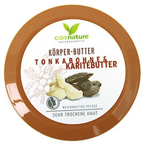 200ml naturalne odżywcze masło do ciała z masłem shea i tonką marki Cosnature