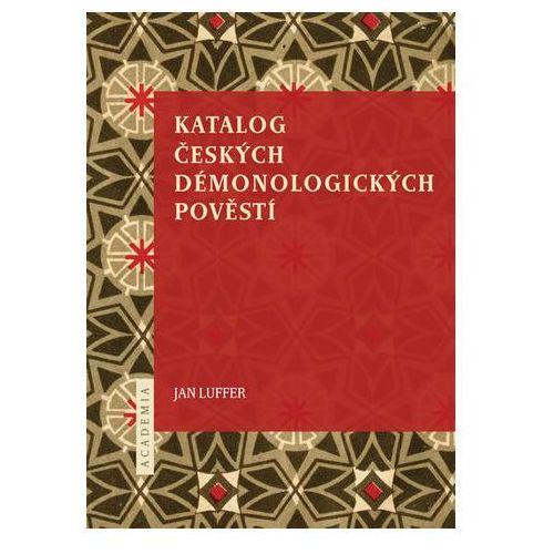 Katalog českých démonologických pověstí (9788020023834)