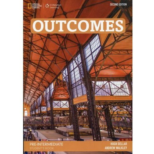 Outcomes Pre-Intermediate 2nd Edition. Podręcznik + DVD (2015)