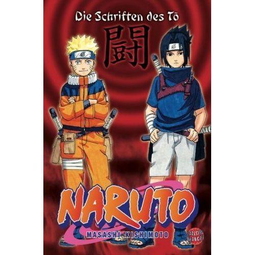 Naruto, Die Schriften des To (9783551773500)