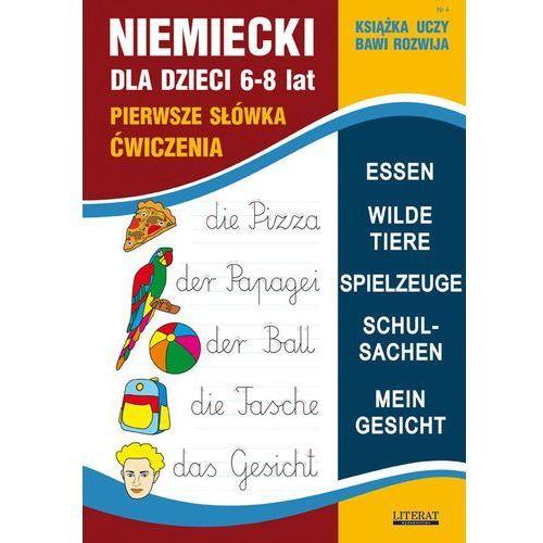 Niemiecki dla dzieci Zeszyt 4 - von Basse Monika, Bednarska Joanna (32 str.)