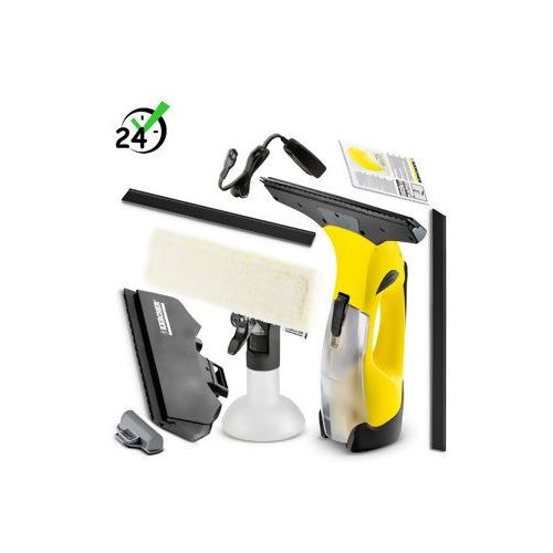 Wv 5 premium (105m2, 35min) myjka do okien 7w1 #zwrot 30dni #gwarancja d2d #karta 0zł #pobranie 0zł #leasing #raty 0% #wejdź i kup najtaniej marki Karcher
