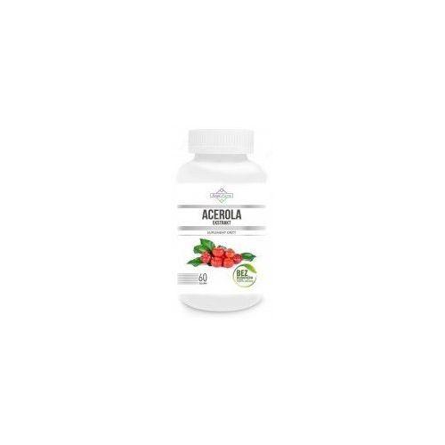 Soul farm (witaminy i ekstrakty) Acerola ekstrakt 600mg 100 kapsułek - soul farm