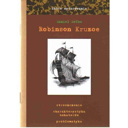 Robinson Kruzoe dobre opracowanie (16 str.)