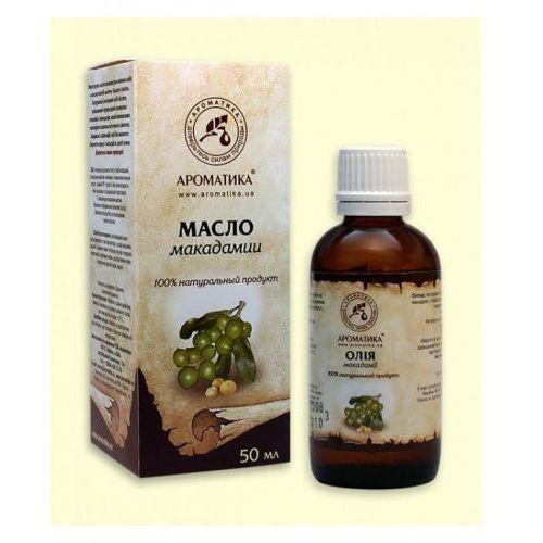 Naturalny olejek makadamia marki Aromatika