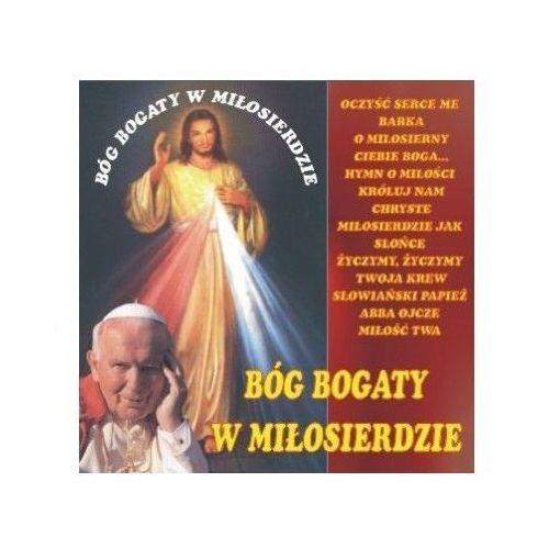 Barka - Bóg bogaty w miłosierdzie - CD