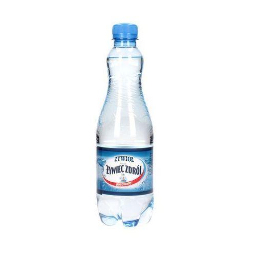 Woda mineralna 0.5l gazowana żywiec marki Zywiec