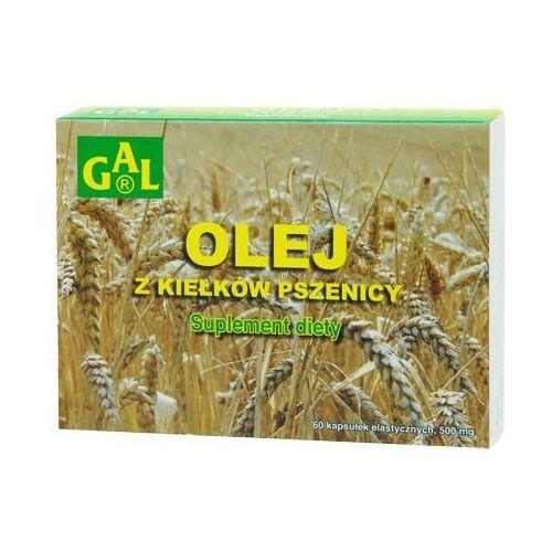 Kapsułki Olej z kiełków pszenicy 60 kaps.