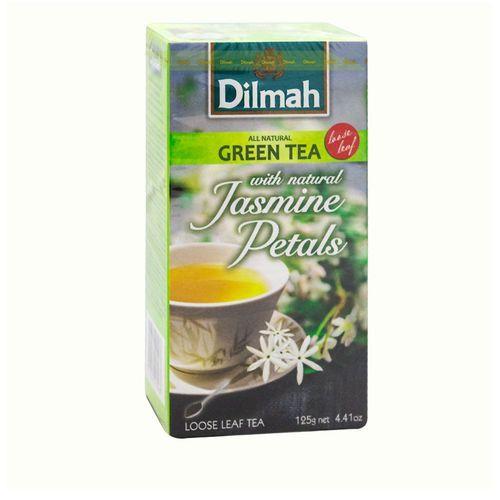 Dilmah Green Jasmin 125g herbata liściasta (9312631117967)