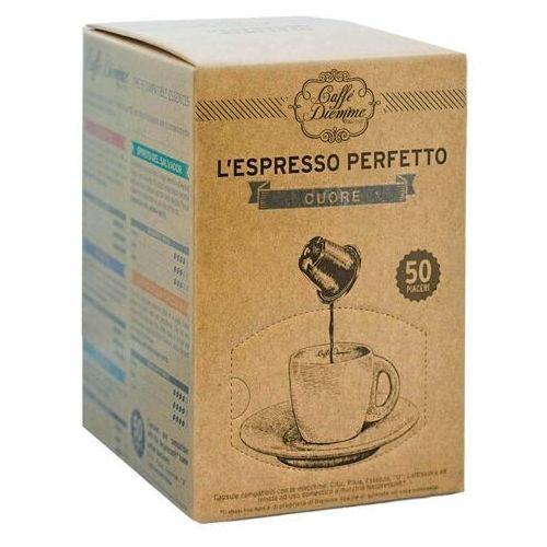 Diemme Cuore Nespresso 50 kapsułek