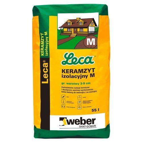 Weber Keramzyt izolacyjny 4 mm - 10 mm pakowany 55 l (5900350184120)