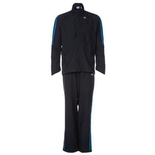 adidas Performance Dres black/solar blue - produkt z kategorii- dresy męskie komplety